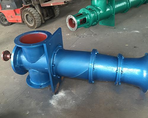 轴流泵应用