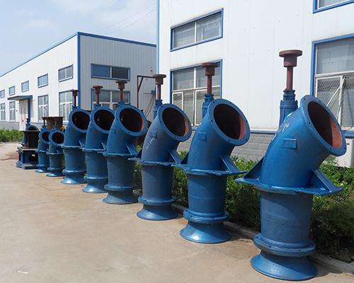 立式循环轴流泵