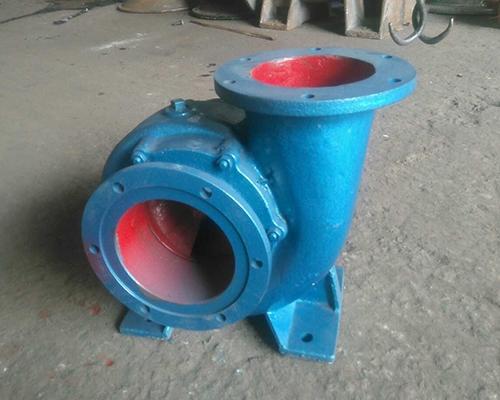 电动混流泵